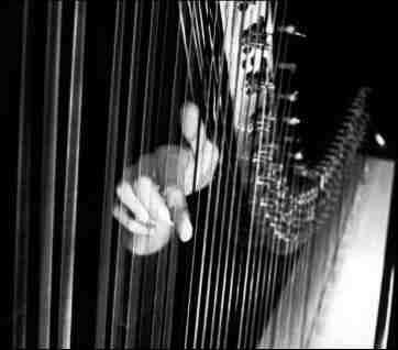 Harfe Bach bis Britten Liebert